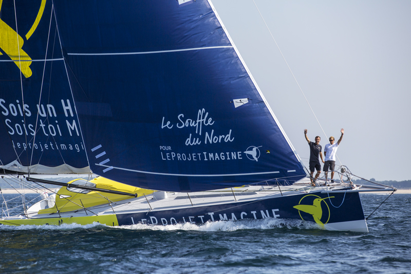 It's time for Rolex Fastnet Race 2015 !